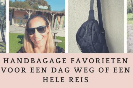handbagage favorieten aliasdee