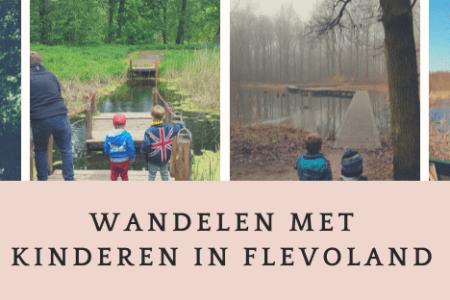 wandeltips flevoland samen met kinderen